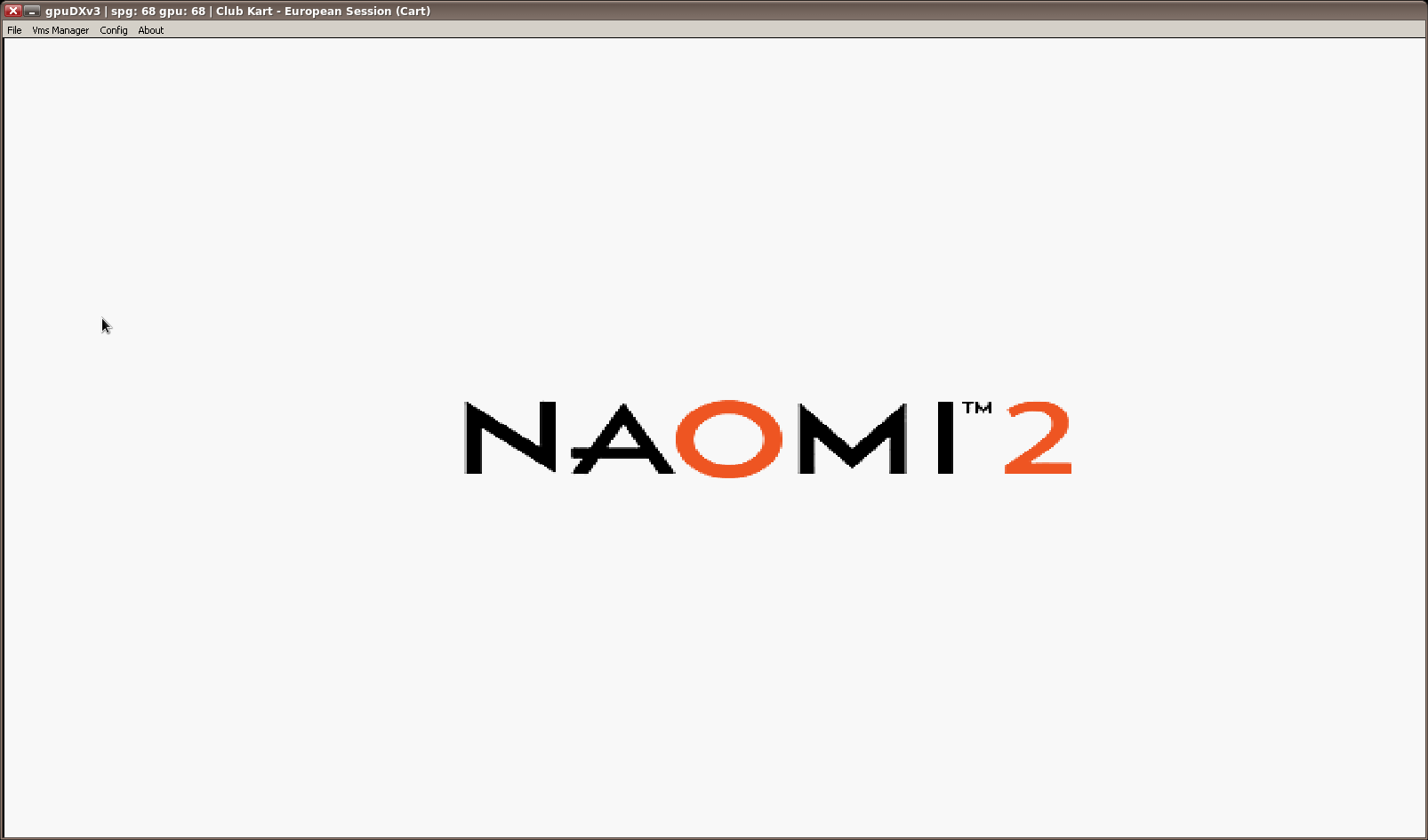 Emulator:Demul - Wah!ki